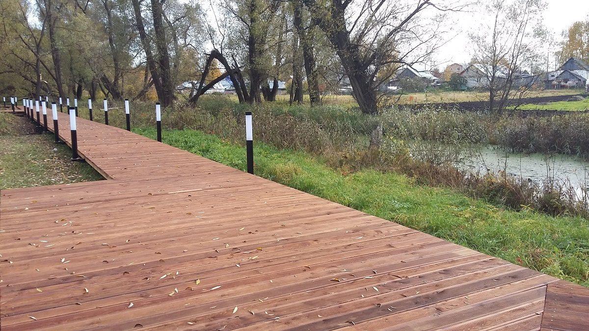 Стартовал первый этап проектирования расчистки рек Имза и Княгинка в Княгининском районе