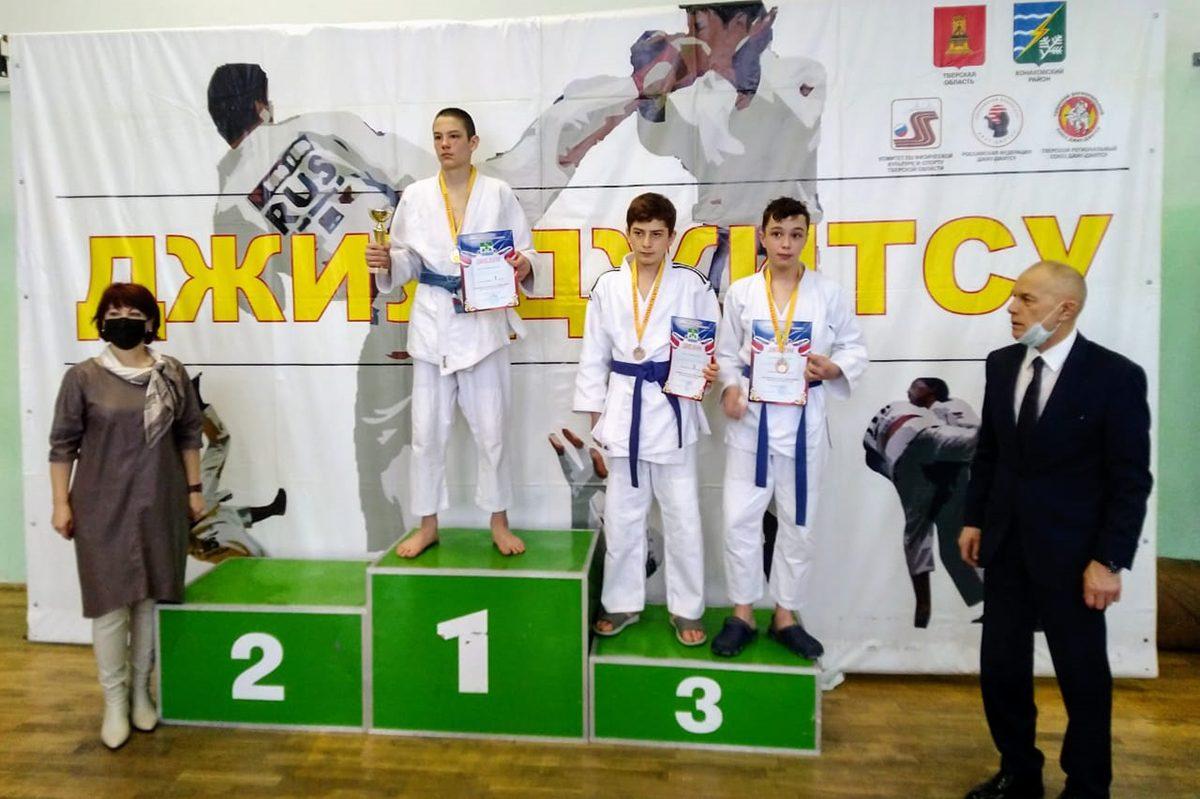 Юный нижегородец завоевал бронзовую медаль на Первенстве России по джиу-джитсу