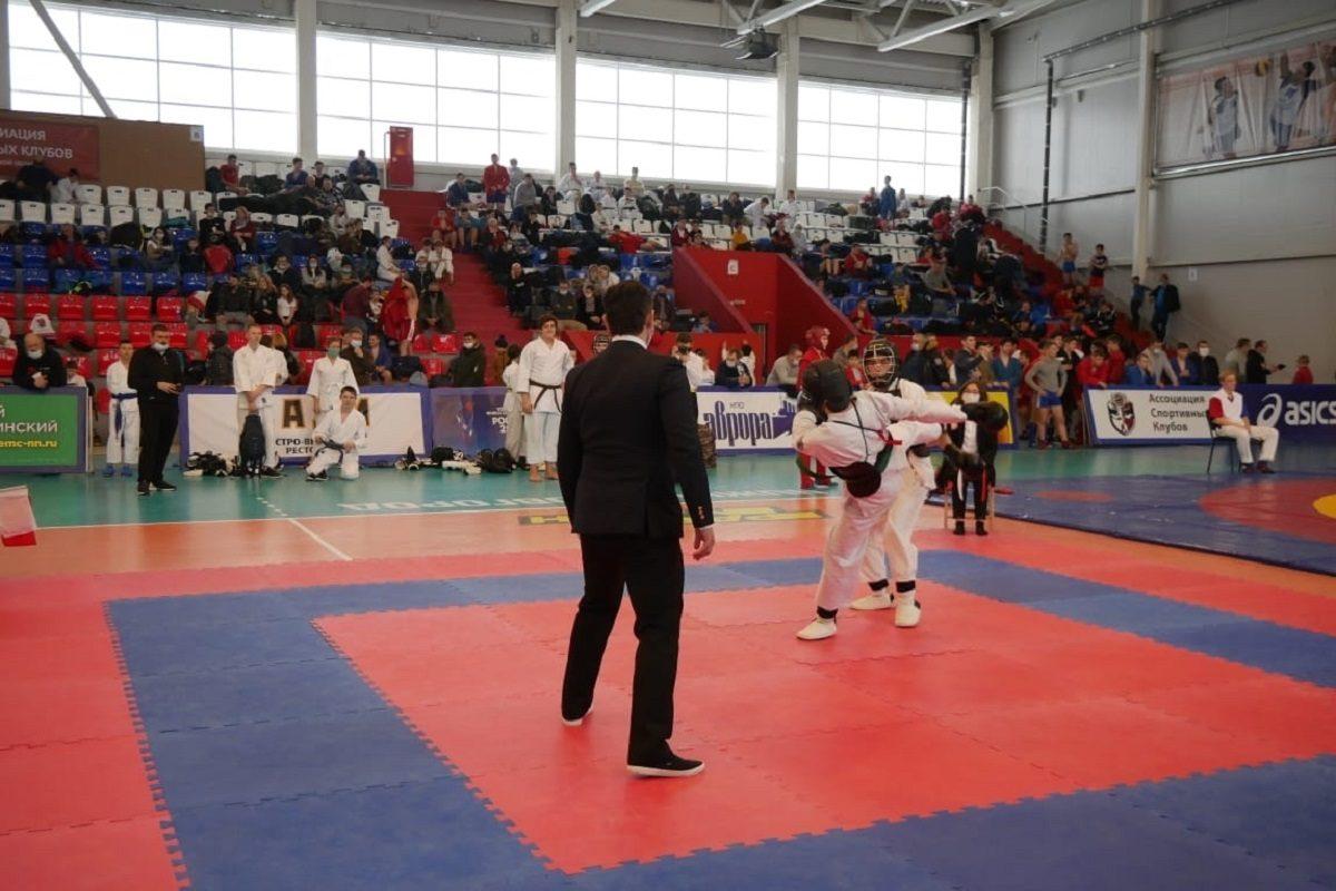 Фестиваль боевых единоборств прошёл во Дворце спорта «Заречье» в Нижнем Новгороде