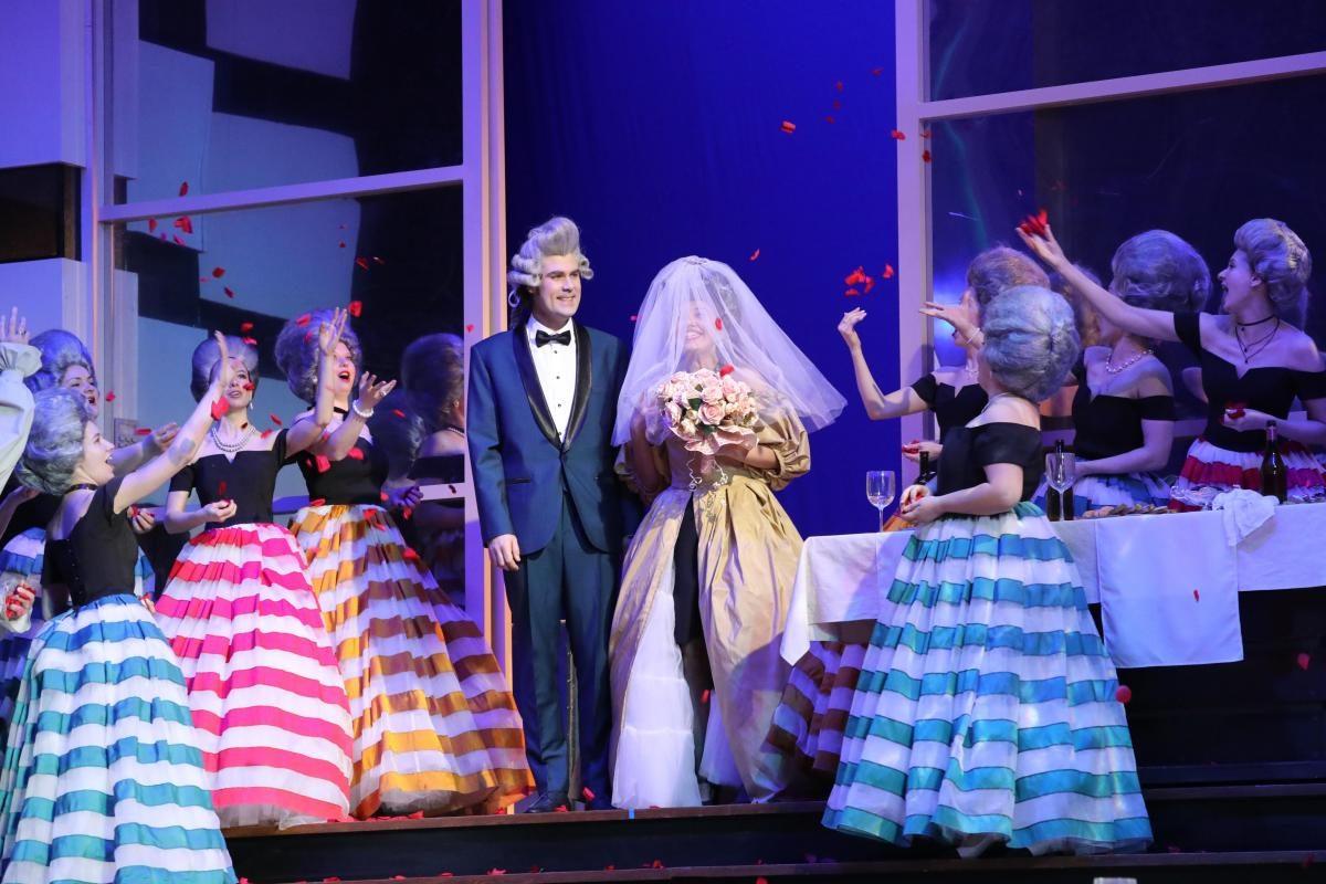 Нижегородский театр оперы и балета преподнёс поклонникам романтичную премьеру ко Дню всех влюблённых
