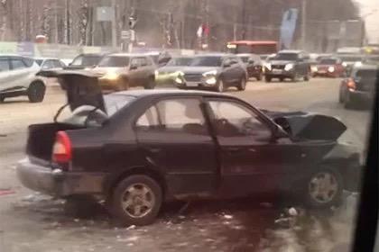 Уголовное дело возбудили из-за плохой уборки снега, ставшей одной из причин смертельного ДТП на проспекте Гагарина
