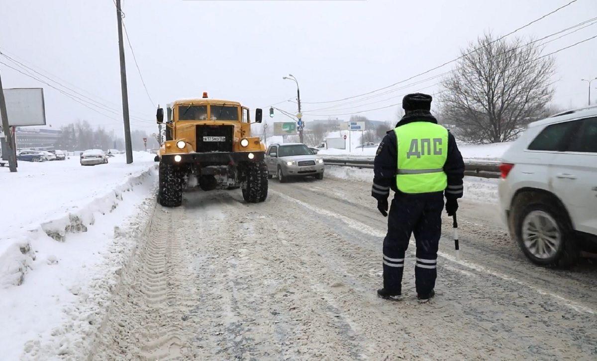 В праздничные дни нижегородских водителей ждут усиленные проверки на дорогах
