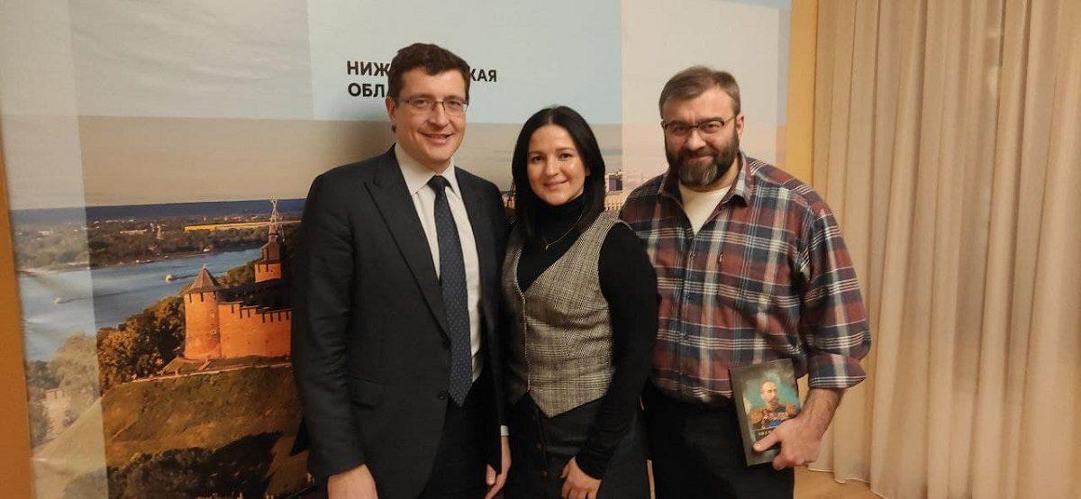 Юбилейный кинофестиваль «Горький fest» пройдет в Нижнем Новгороде в год 800-летия