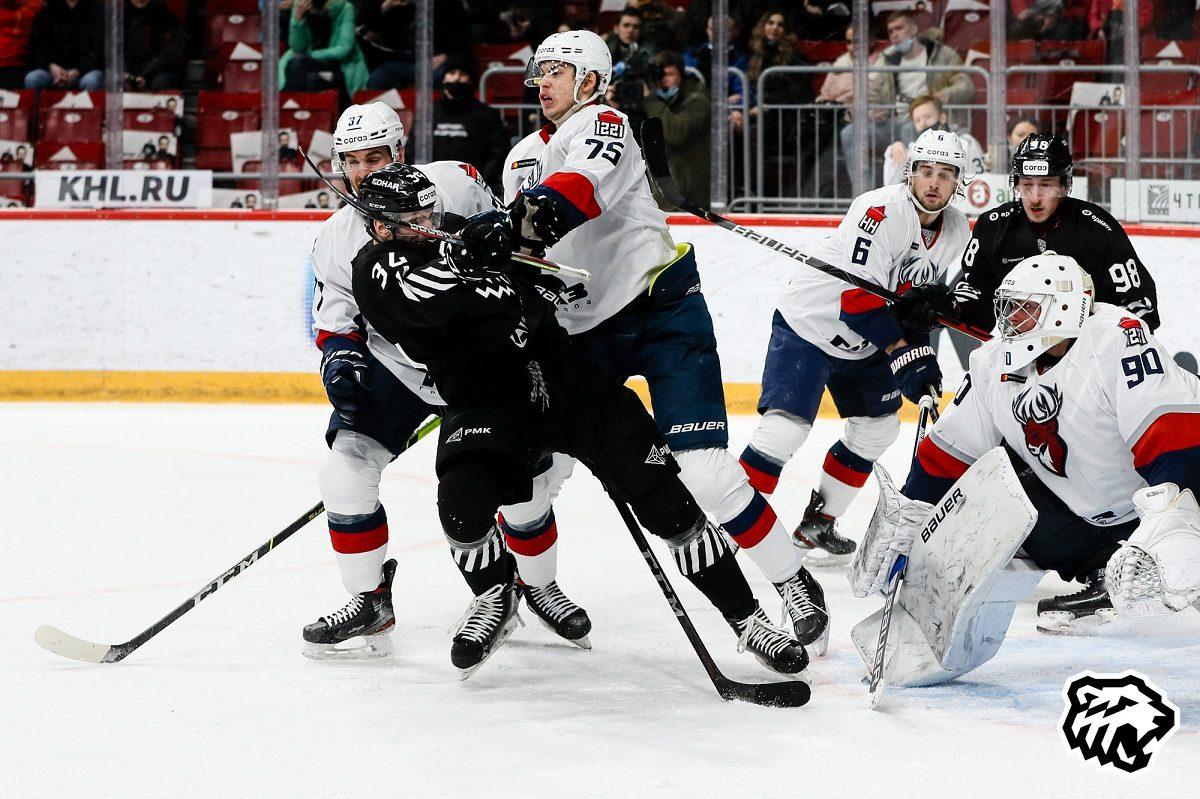 Нижегородское «Торпедо» потерпело четвёртое поражение подряд и вышло на Казань