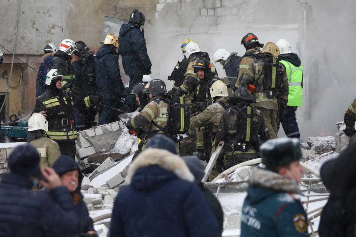Жителям пострадавшего дома на Мещерском бульваре разрешили вернуться домой