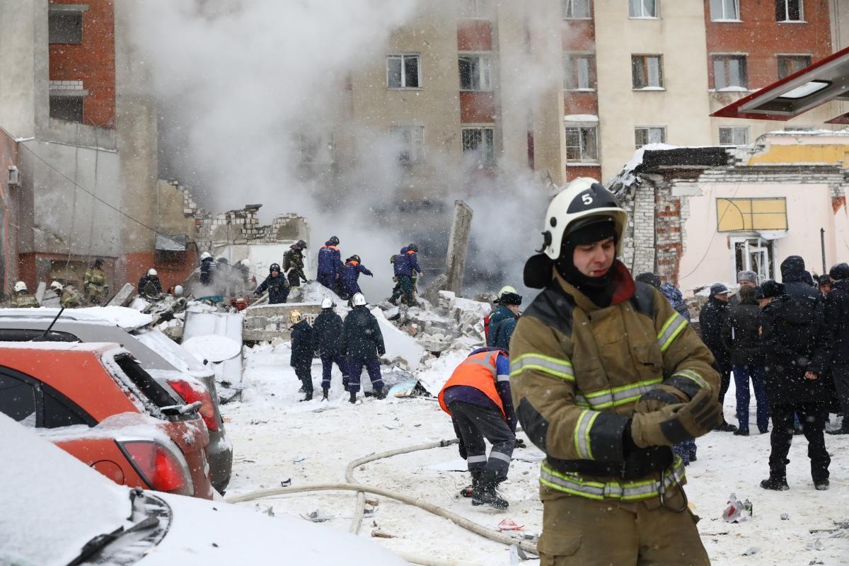 Нижегородский минздрав: двух пострадавших отпустили, одна женщина находится в тяжелом состоянии после хлопка газа на Мещерском бульваре