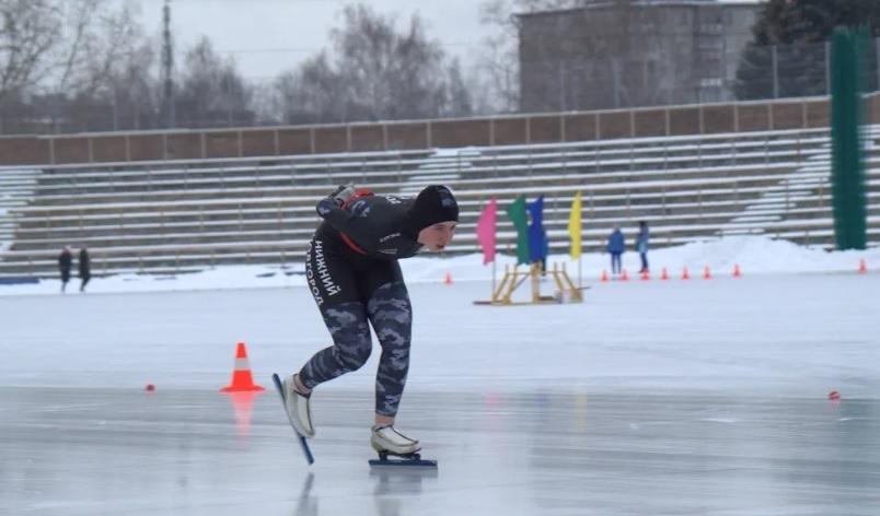 Всероссийские массовые соревнования по конькобежному спорту пройдут в Нижнем Новгороде