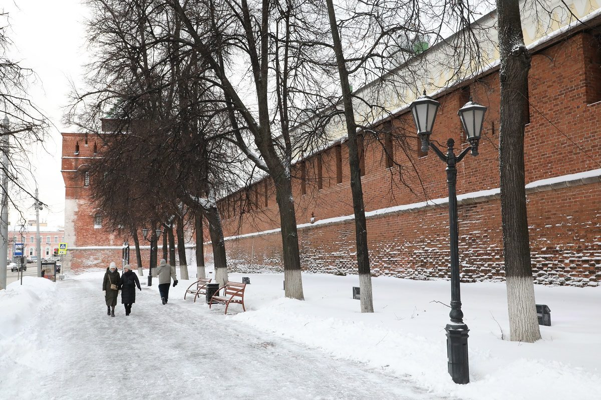 В обновлённом Нижегородском кремле появится уникальный маршрут