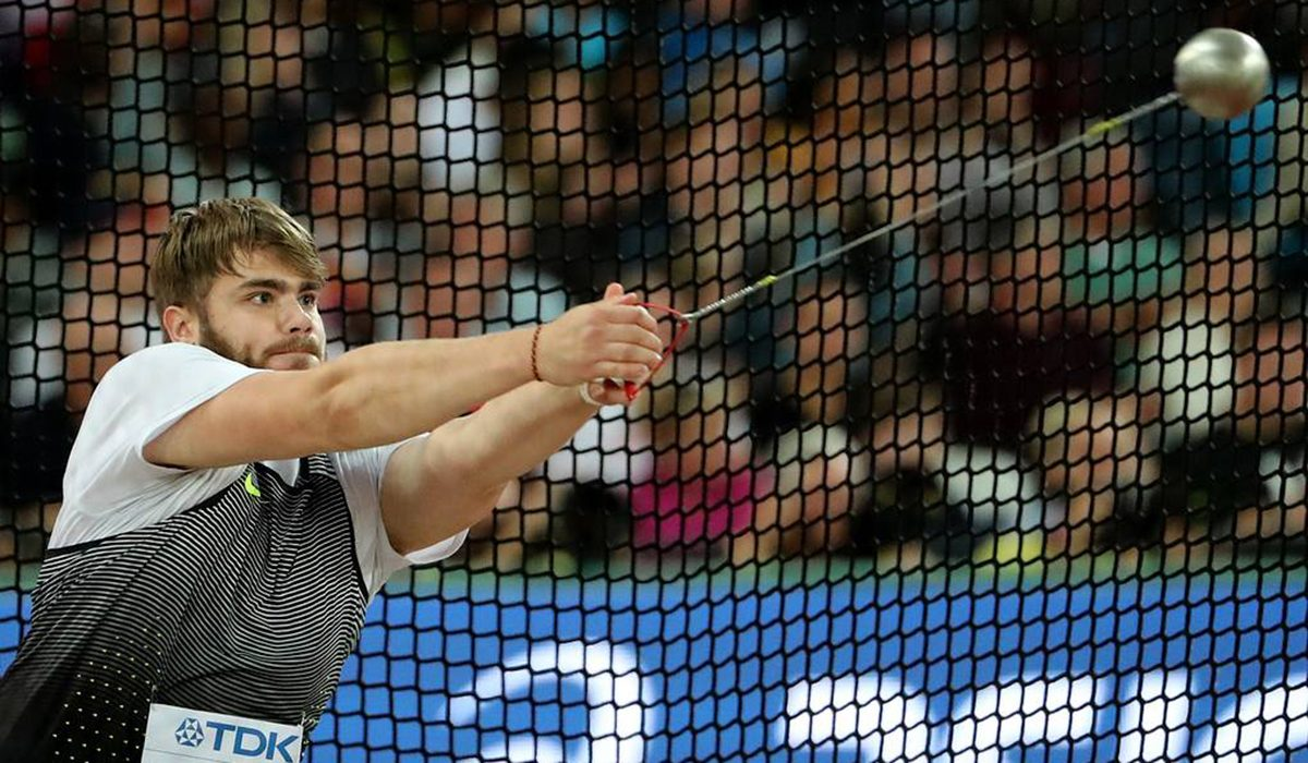 Нижегородские легкоатлеты завоевали четыре медали наВсероссийских соревнованиях подлинным метаниям