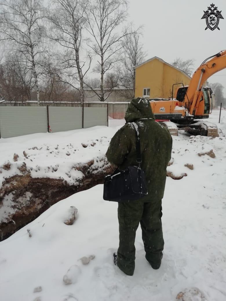 Двое рабочих погибли при проведении земляных работ на Светлоярской в Нижнем Новгороде