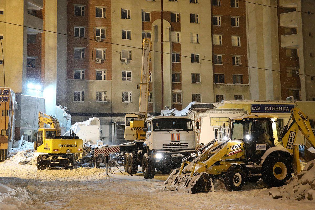 Движение транспорта восстановлено на Мещерском бульваре в Нижнем Новгороде