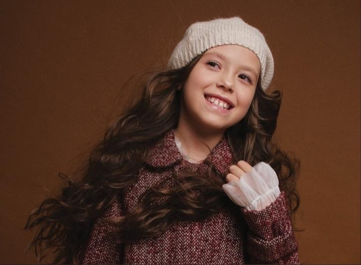 Три девочки из Нижнего Новгорода попали на страницы французского модного журнала