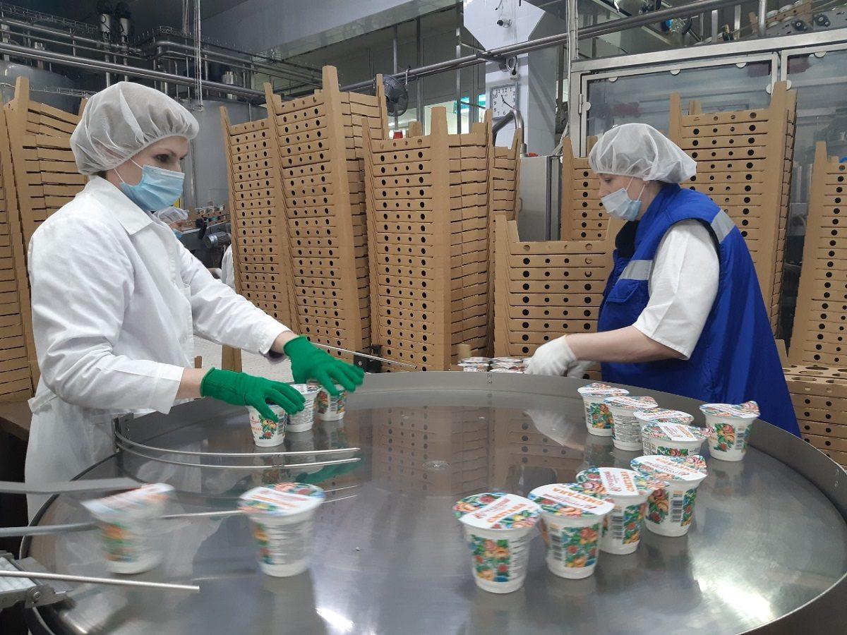 Перспективы развития молочной отрасли врегионе обсудили назаседании общественного совета при нижегородском Минсельхозе