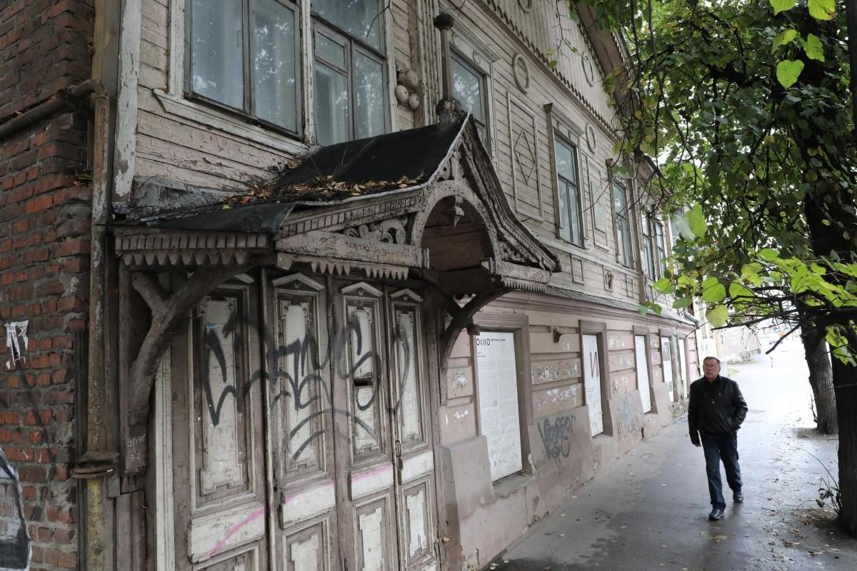 Управление госохраны ОКН выберет подрядчиков для реставрации шести исторических зданий