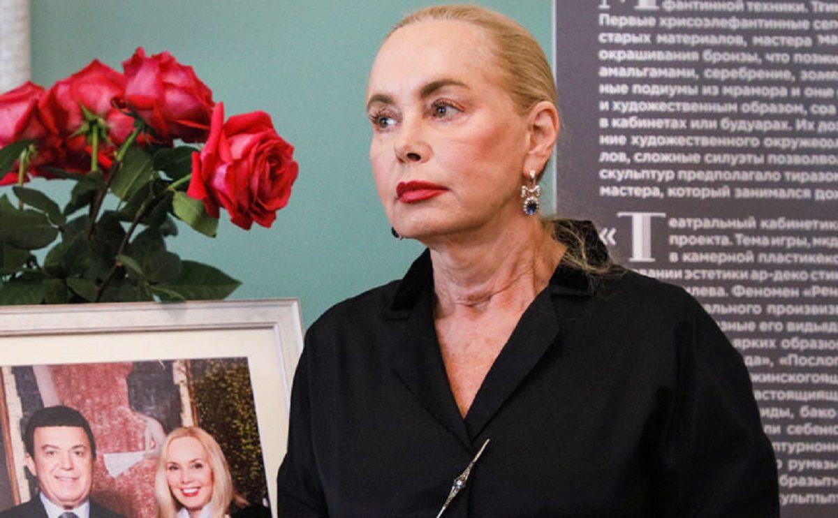 Нелли Кобзон впервые рассказала о приёмном сыне
