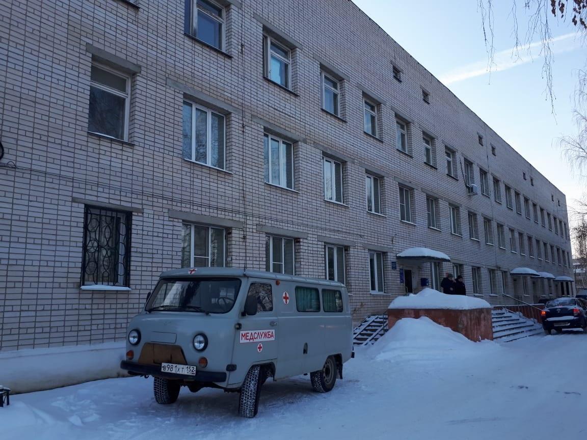 Глеб Никитин: «Наремонт ипереоснащение Балахнинской ЦРБ будет выделено 218 млн рублей»
