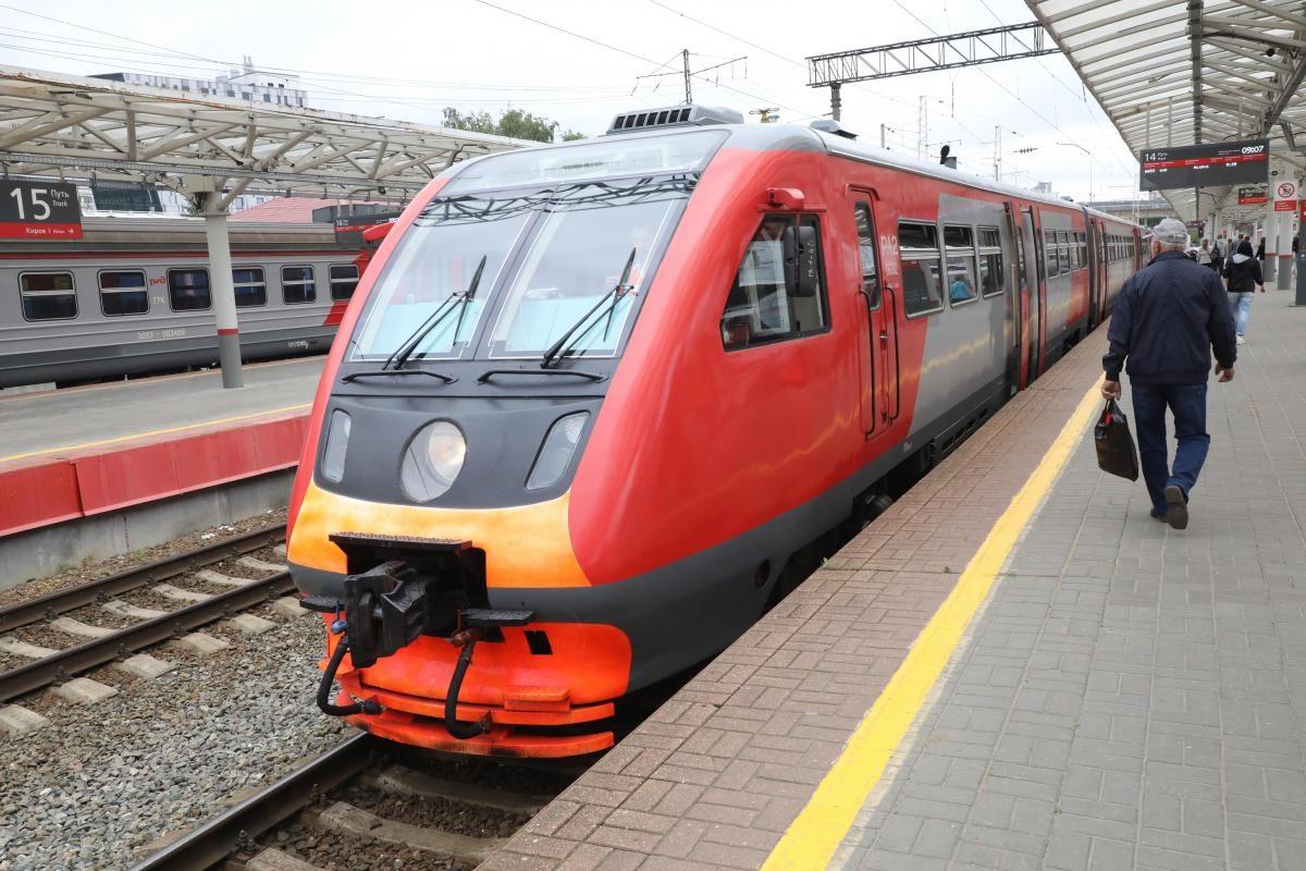 В РЖД рассказали, какие поезда из Нижнего Новгорода будут по-прежнему прибывать на Курский вокзал