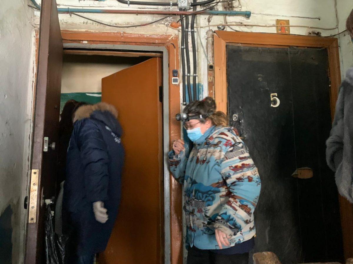 Активисты ОНФ помогают жильцам аварийного дома в Московском районе получить достойные выплаты на покупку жилья