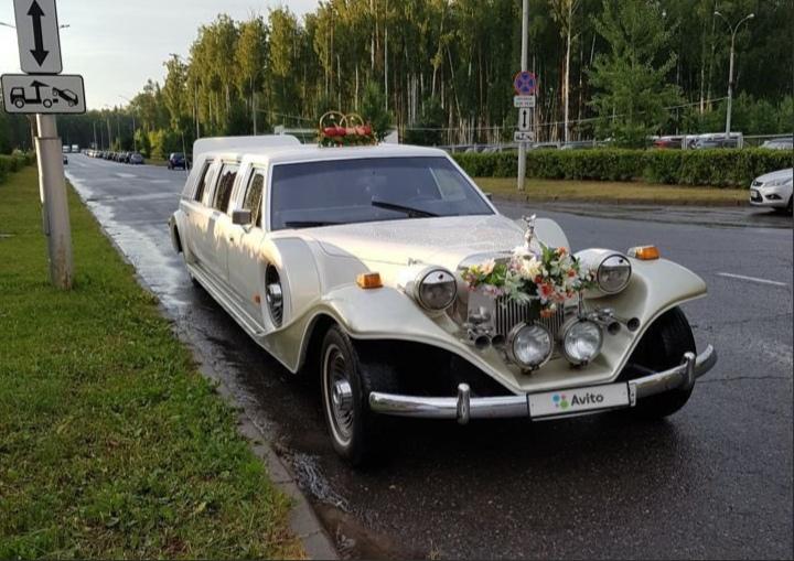 Лимузин 1989 года выпуска продается в Сарове за 1,5 млн рублей