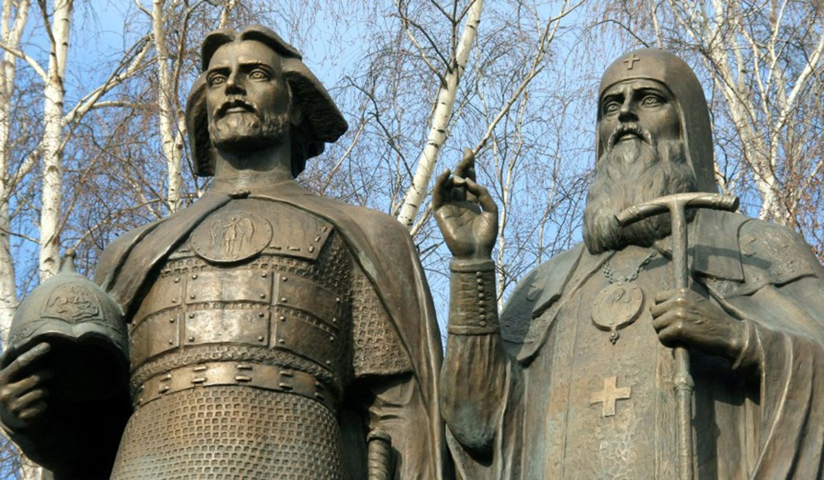 В Соборе Александра Невского встретят образ святителя Симона, благословившего князя Георгия Всеволодовича на создание Нижнего Новгорода
