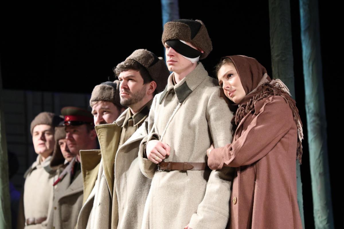 ВНижегородском театре драмы поставили спектакль о самых юных солдатах Великой Отечественной войны