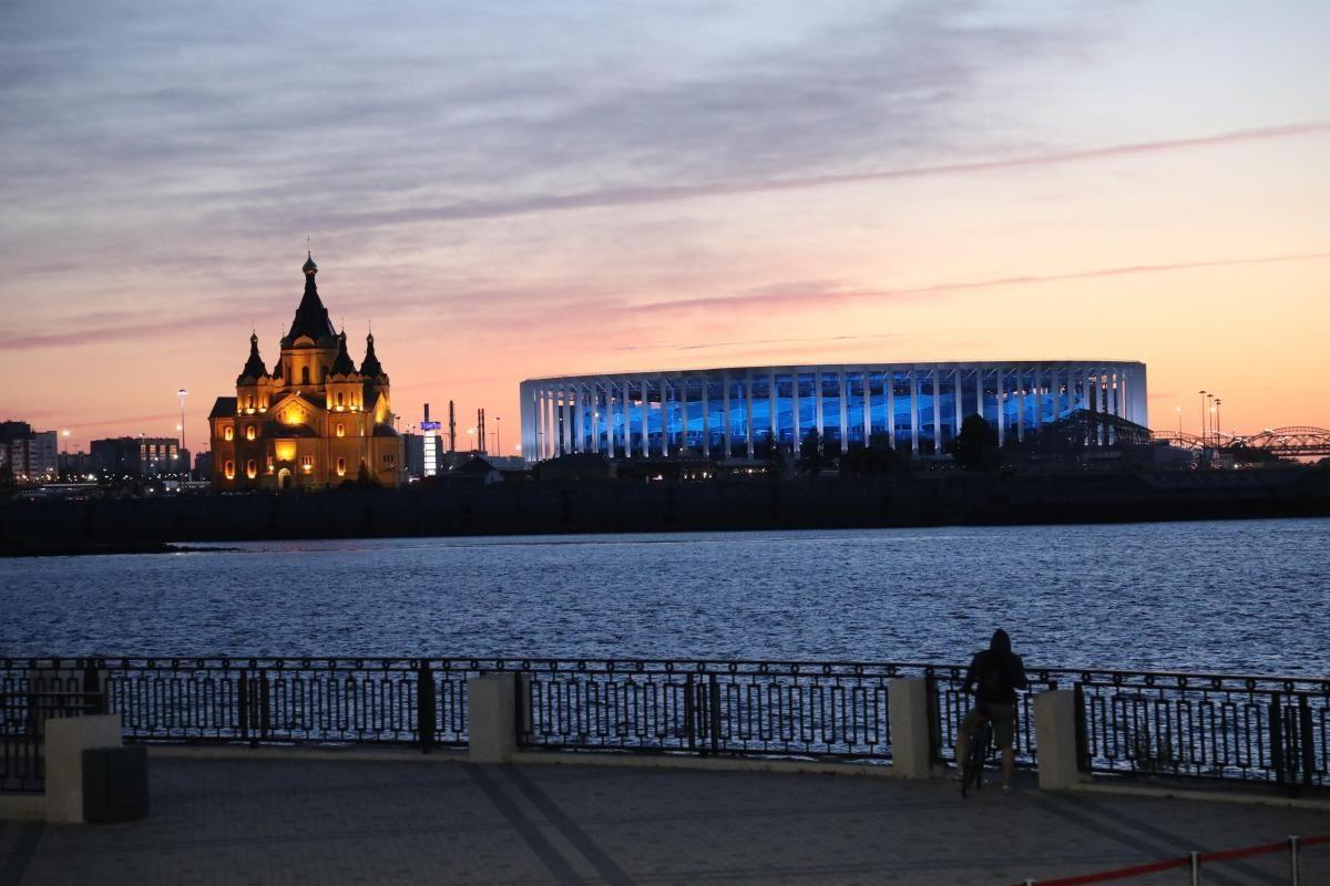 Гала-шоу к800-летию Нижнего Новгорода пройдет 21августа 2021 года