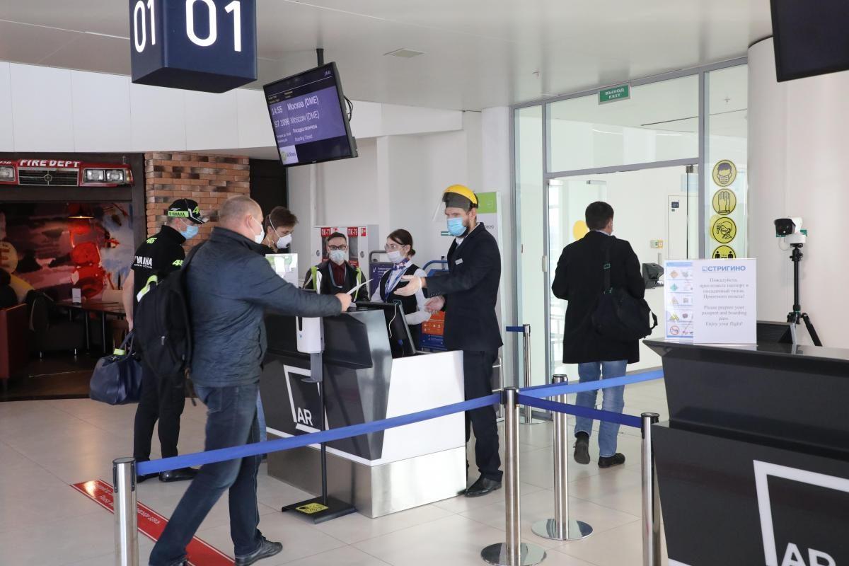 Похитителя часов задержали в нижегородском аэропорту