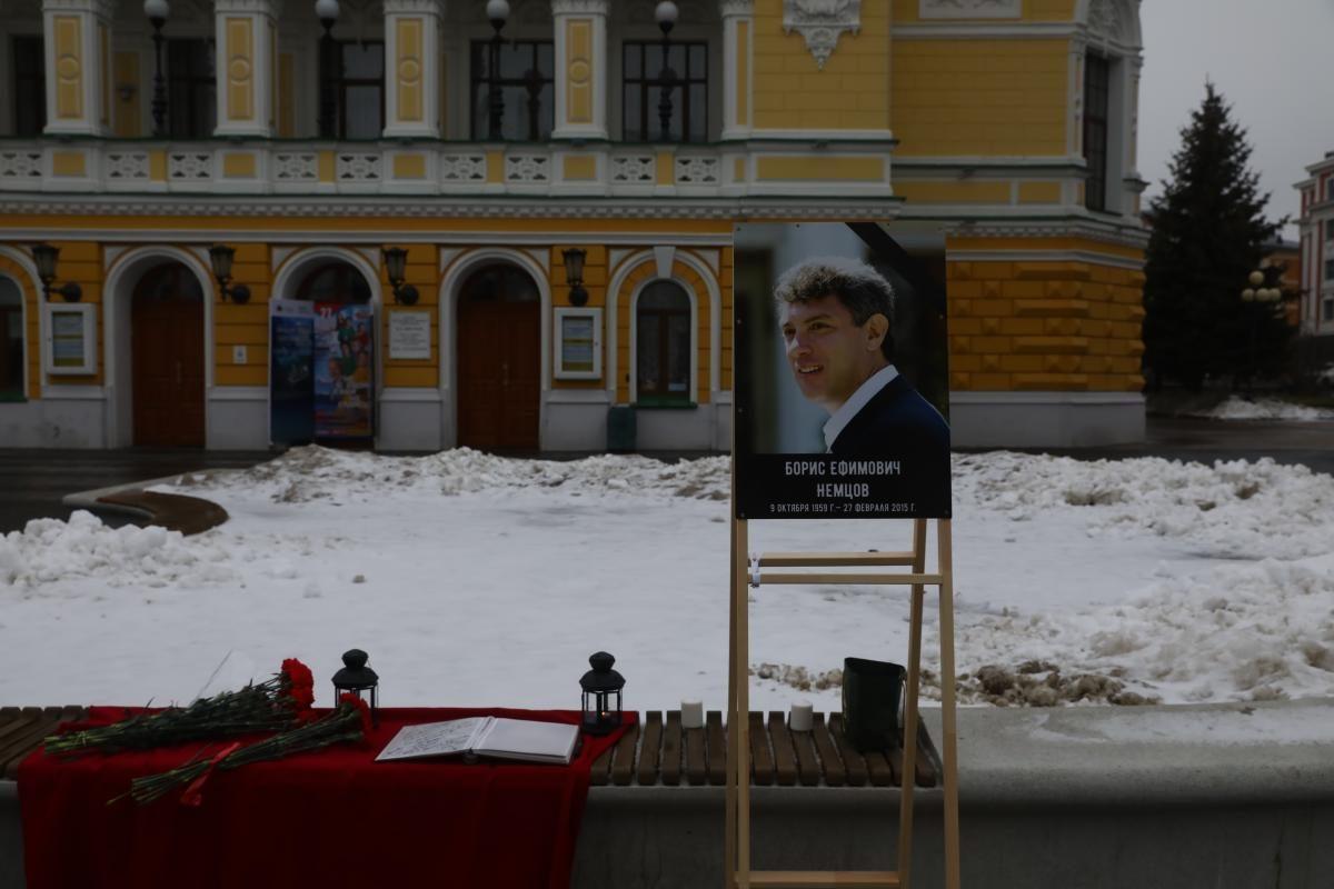 Глеб Никитин разрешил проведение «Дня памяти Бориса Немцова»