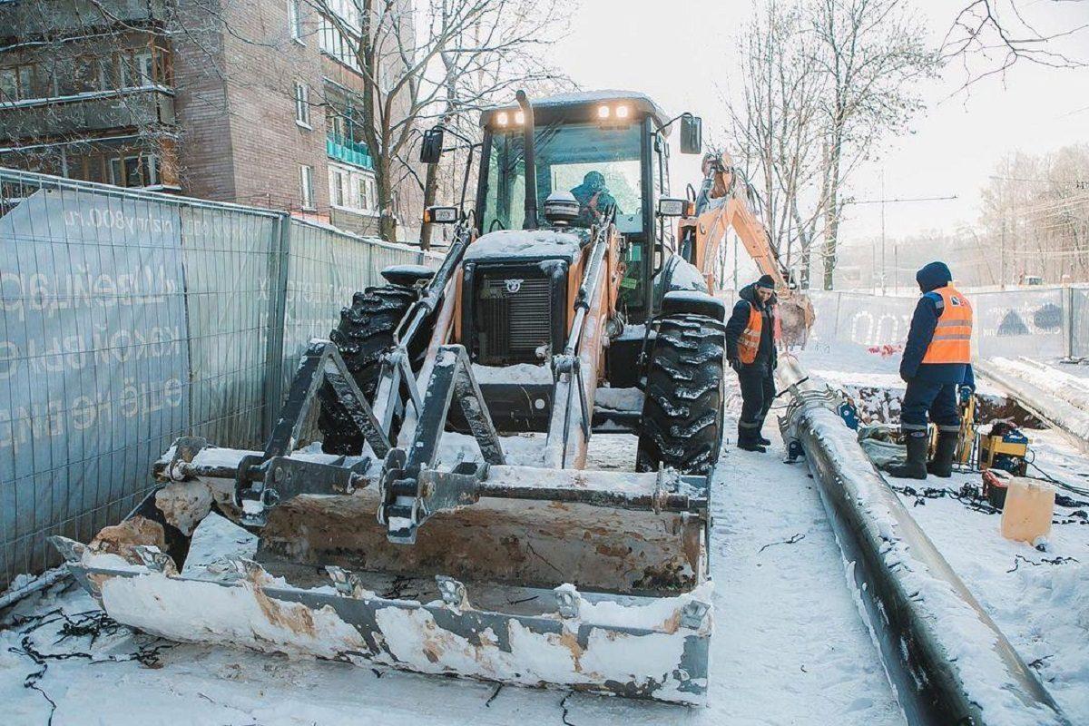 Движение на проспекте Гагарина ограничат во время прокладки водопроводных труб к парку «Швейцария»