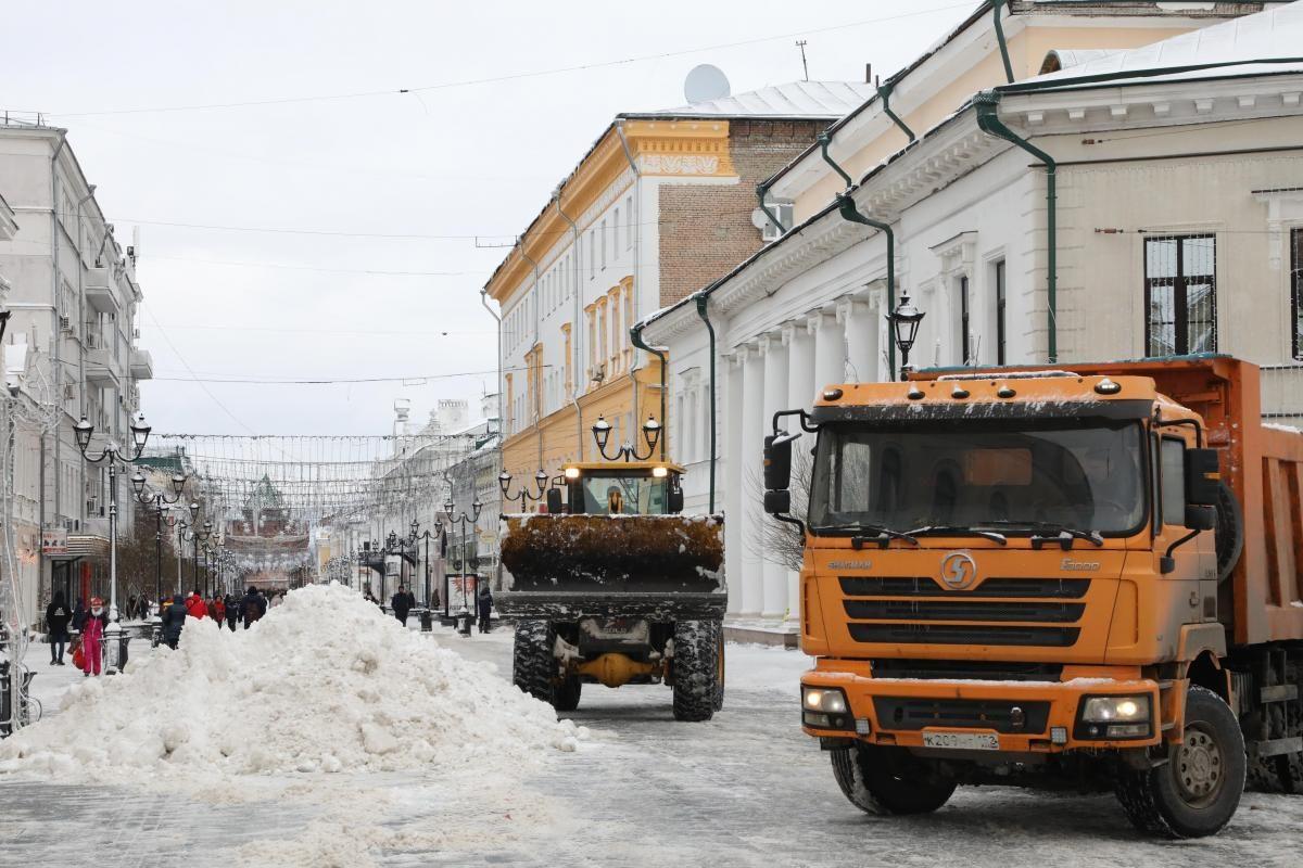 Испытание для коммунальщиков: как Нижегородская область справляется со снегопадами и аномальными холодами