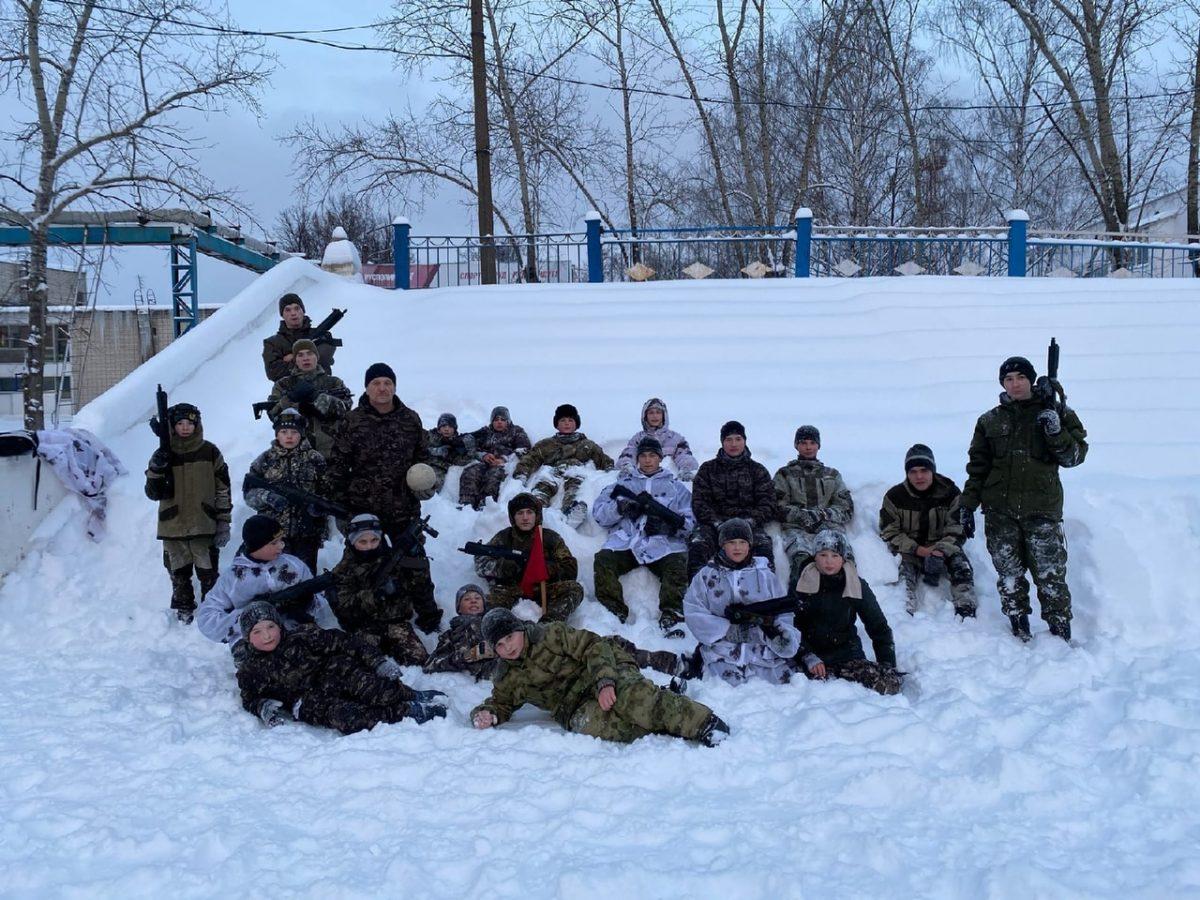 Директор военно-патриотического клуба «Каскад» в Кулебаках рассказал, как воспитать настоящего мужчину