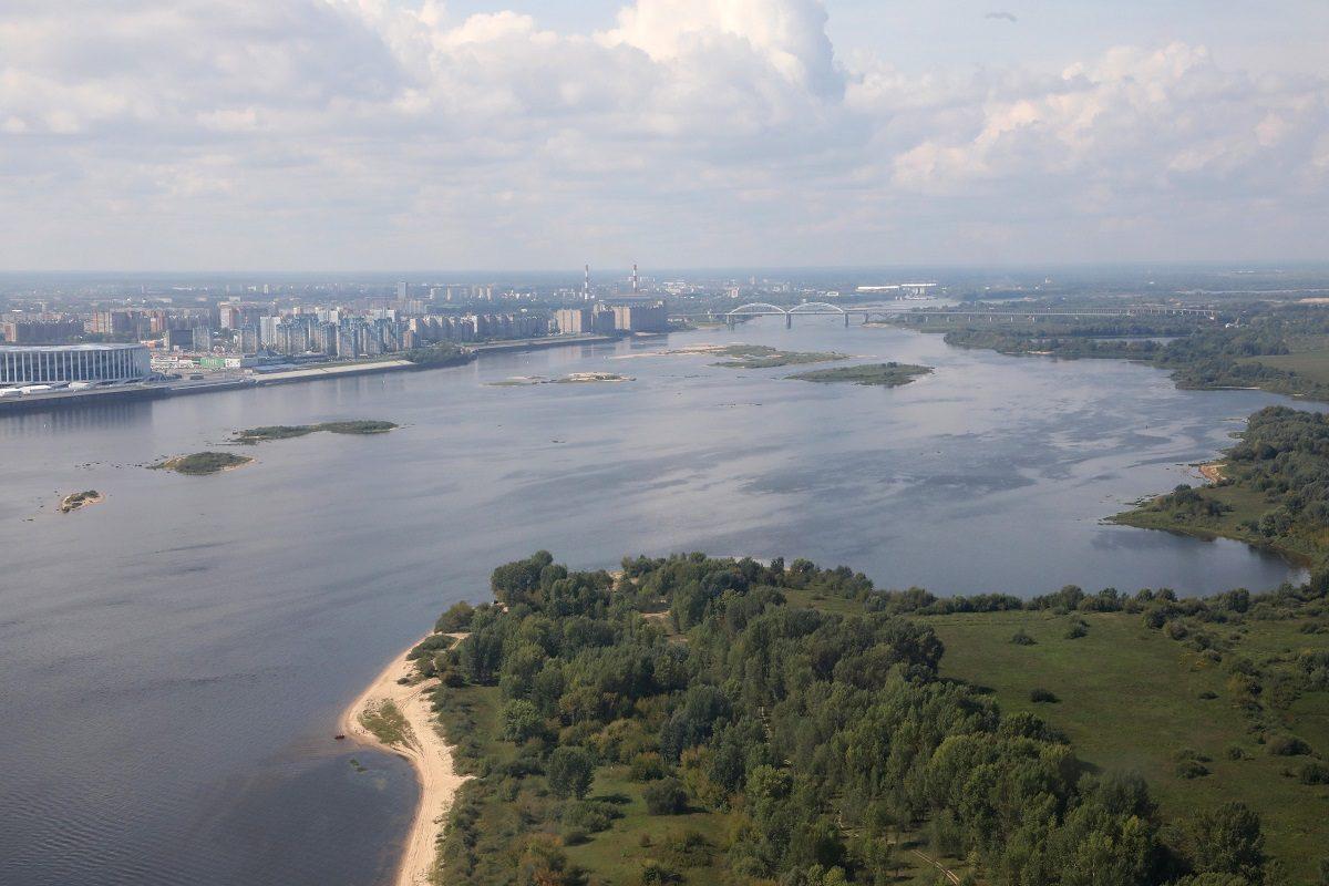 Жить с комфортом: в Нижегородской области благоустраивают дворы и повышают качество воды