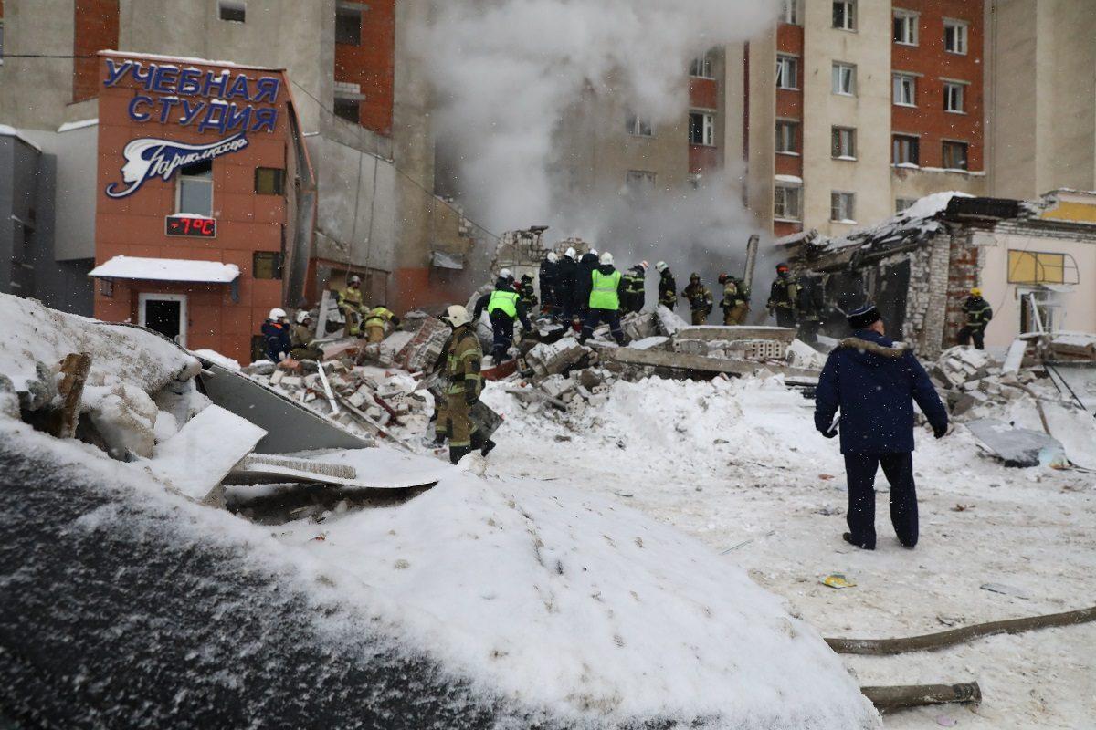 «Хлопок произошёл в подвале под кафе»: сеть кафе «Самурай» дала официальный комментарий по факту ЧП на Мещерском бульваре в Нижнем Новгороде
