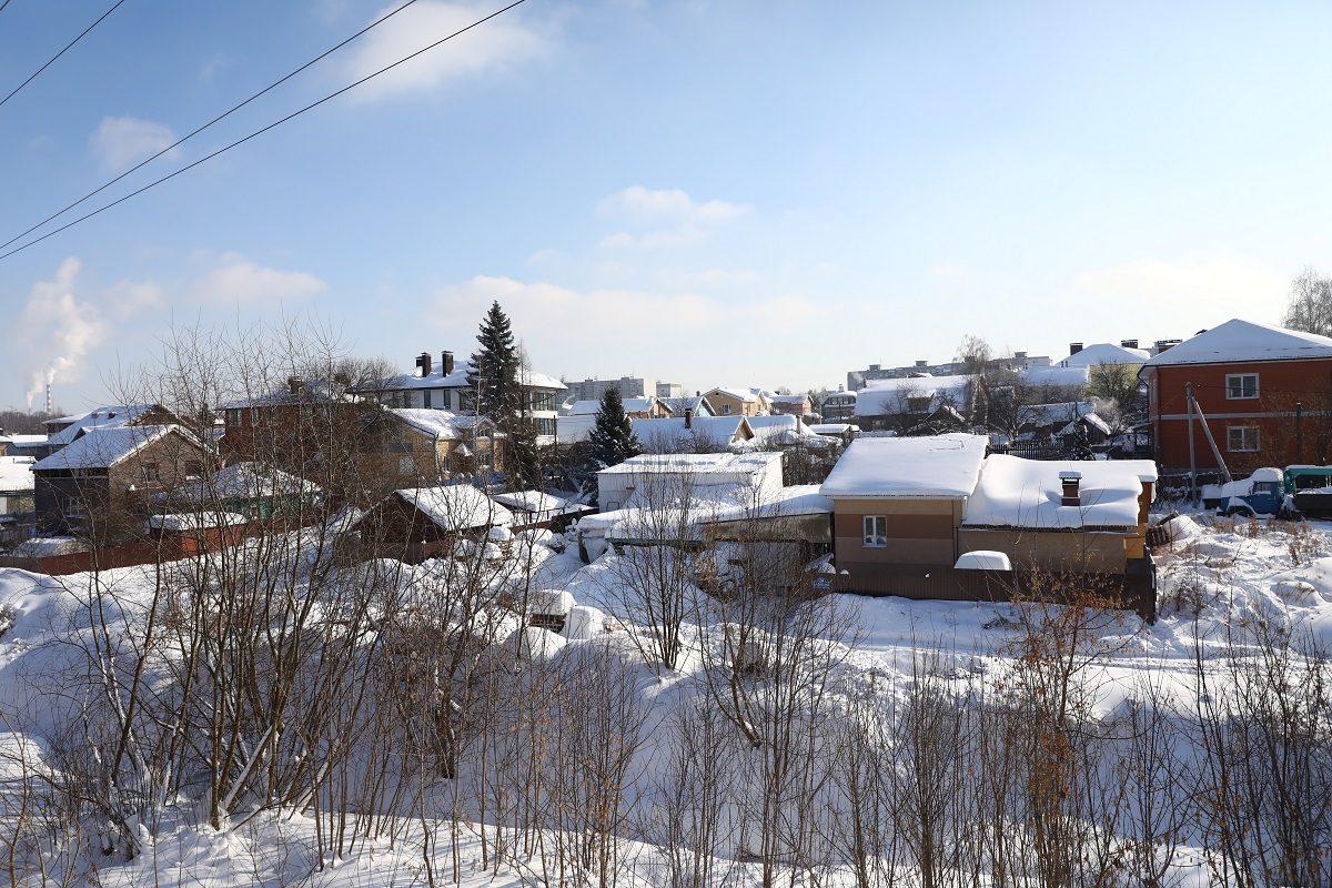 Снести нельзя построить: дома и коттеджи встали на пути большой стройки в Нижнем Новгороде