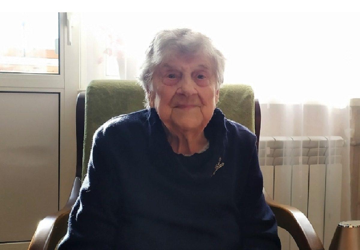 Участнице Великой Отечественной войны Раисе Стрелковой исполнилось 100 лет