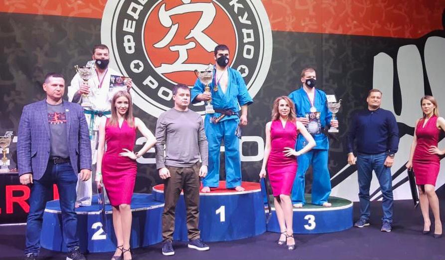 Нижегородский спортсмен Руслан Меджидов стал четырёхкратным чемпионом России по КУДО