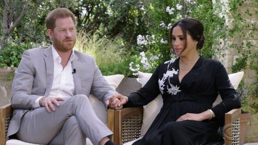 Принц и нищая: Меган Маркл окончательно рассорила Гарри с королевской семьёй