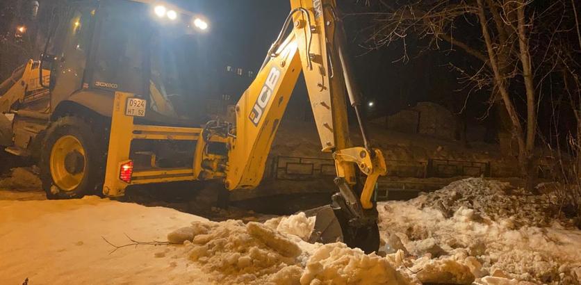 Уборка продолжается: с каких улиц сегодня откачали воду и вывезли снег