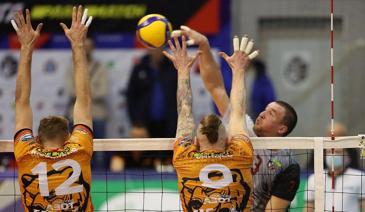 Волейболисты нижегородского АСК борьбе за выход в «Финал шести» сразятся с «Факелом» из Нового Уренгоя