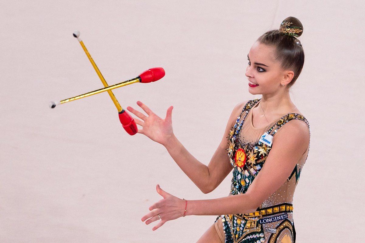 Нижегородка Арина Аверина стала чемпионкой России в индивидуальном многоборье по художественной гимнастике