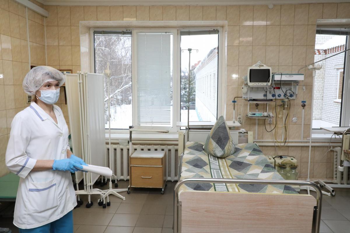 Глеб Никитин: «Более 70 миллионов изрегионального бюджета выделено наремонт двух корпусов детской областной больницы»