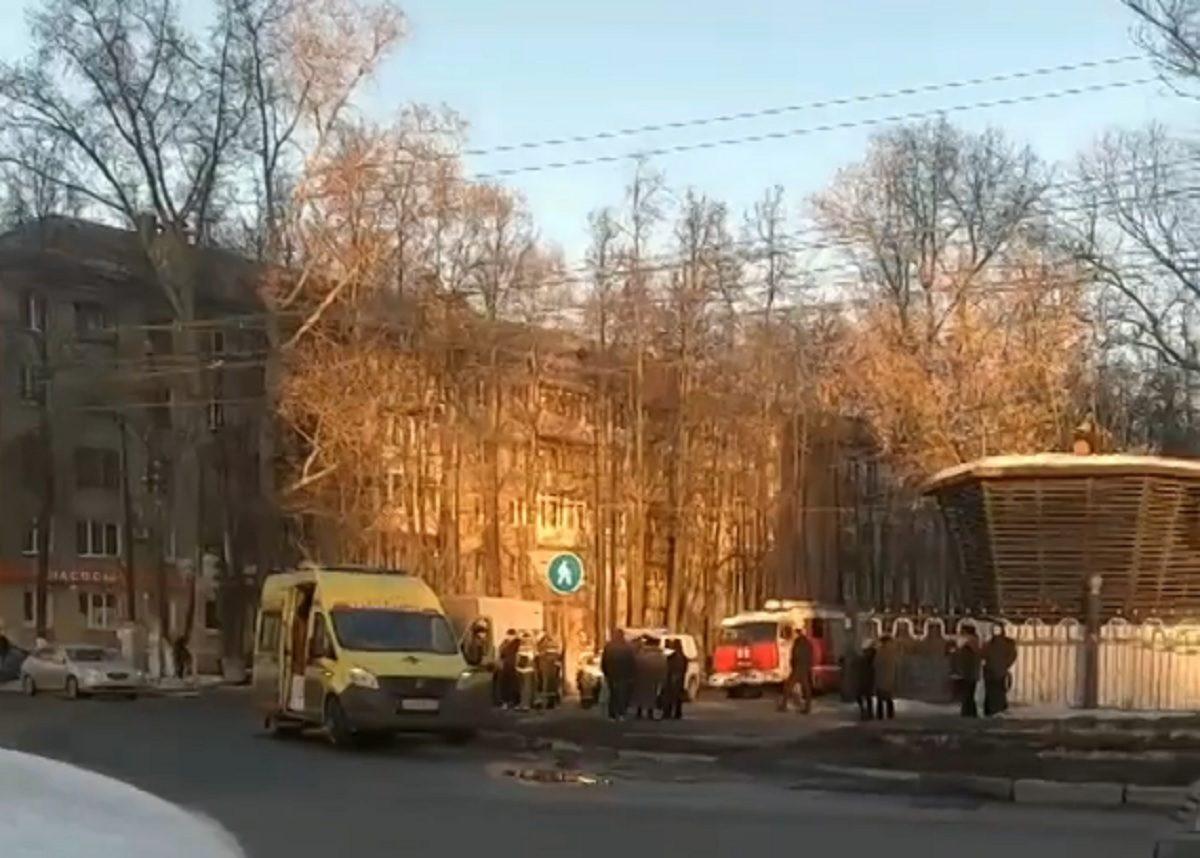 Водитель ГАЗели насмерть сбил девочку в Нижнем Новгороде