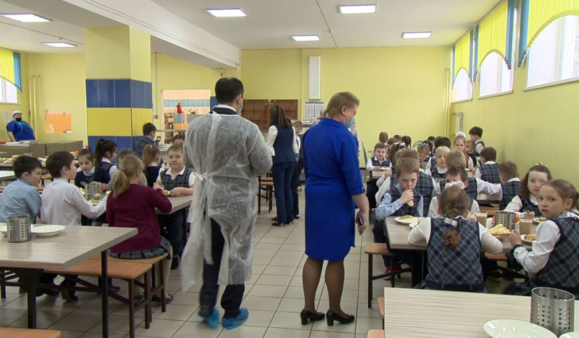 «Родительский контроль» проверил горячее питание школьников Нижнего Новгорода