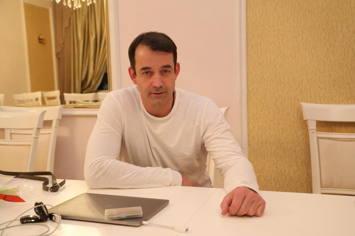 Дмитрий Певцов: «Все достижения бессмысленны, если нет той, которую хочется завоёвывать»