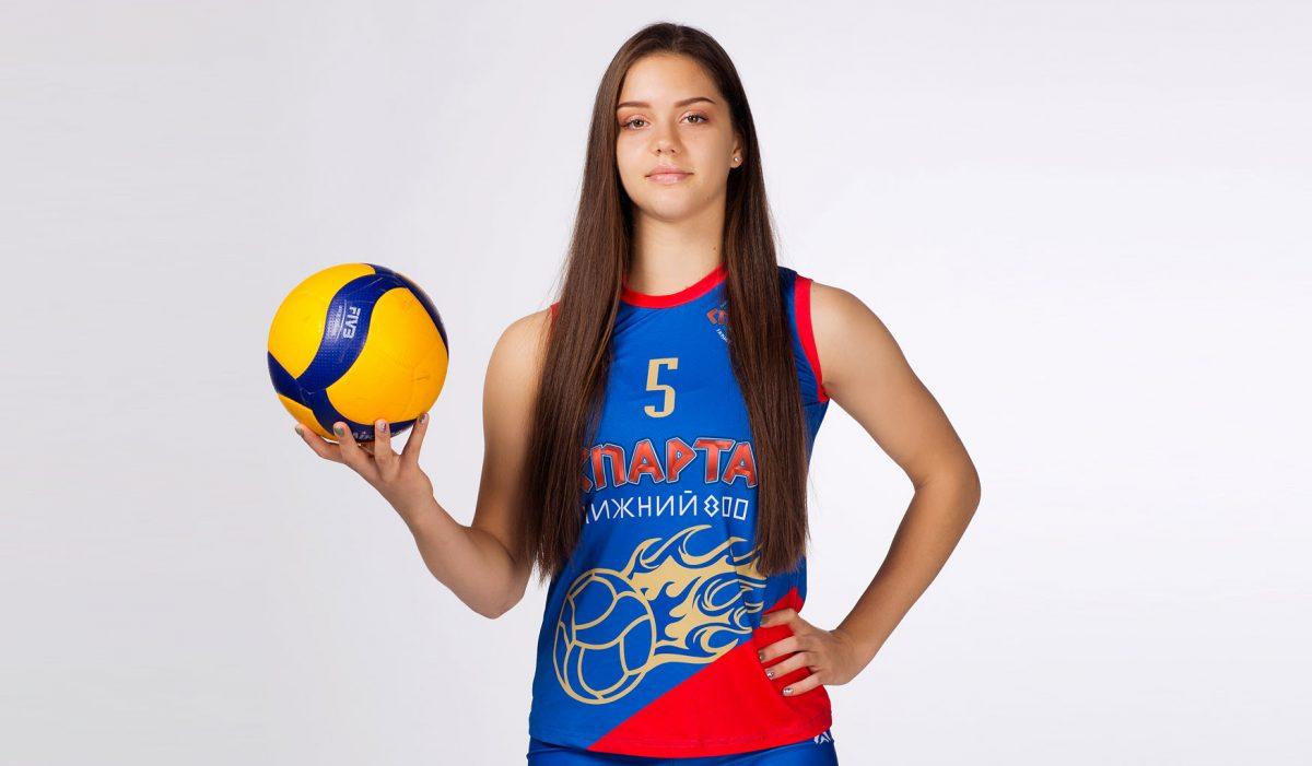 Волейболистка нижегородской «Спарты» Светлана Гатина вошла в расширенный состав сборной России