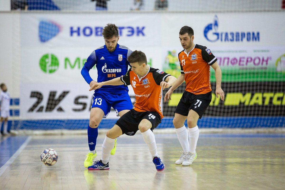 В повторном матче МФК «Торпедо» проиграл в Югорске