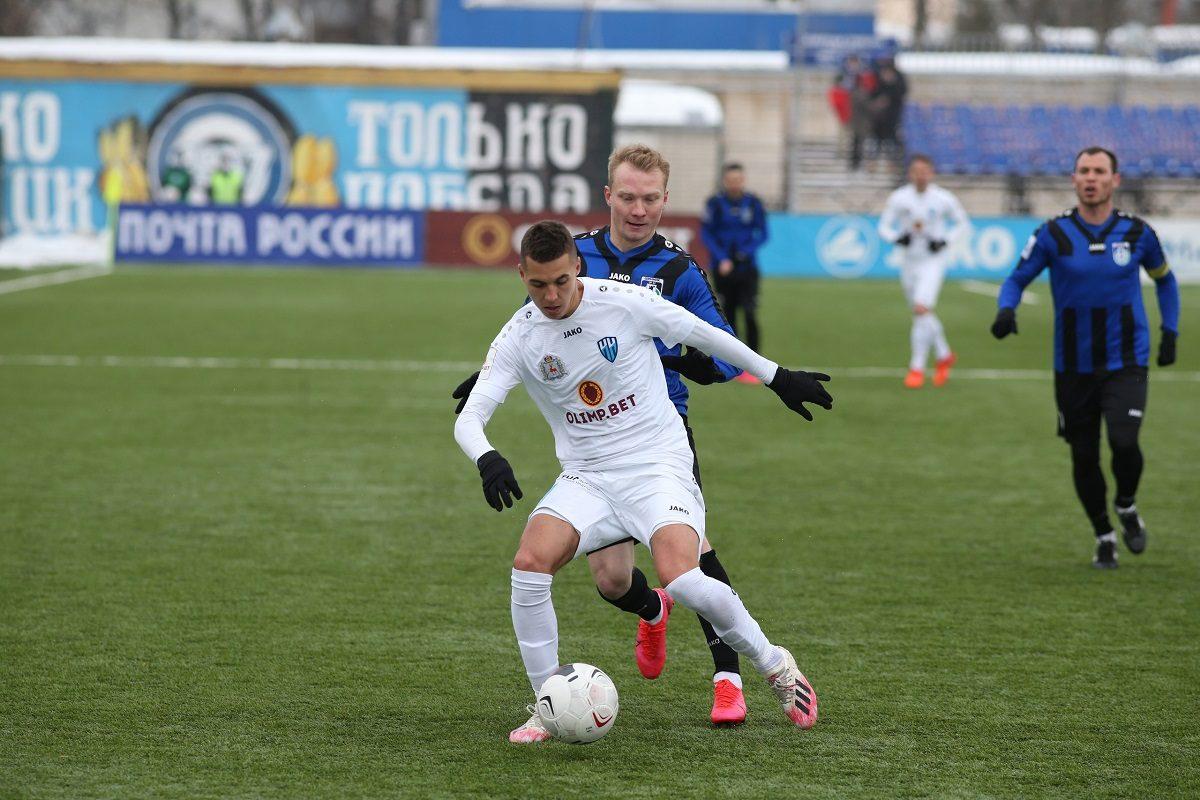 ФК «Нижний Новгород» одержал победу в Ярославле