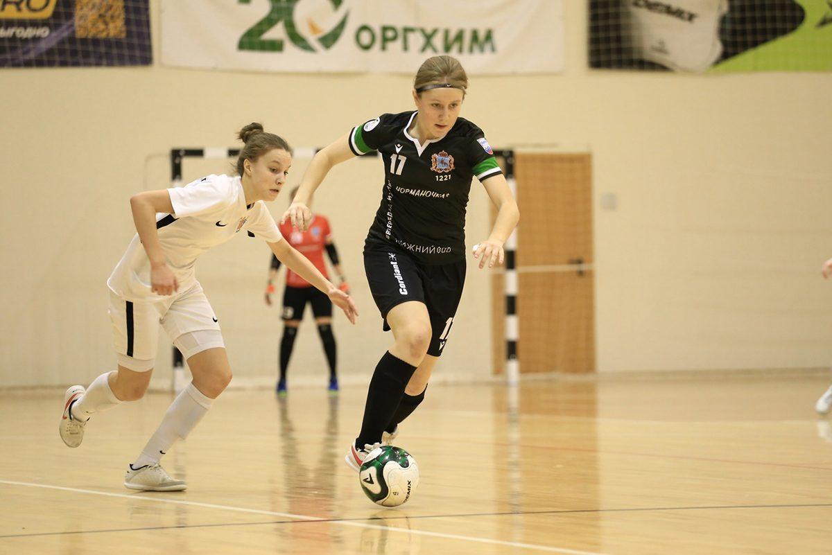 «Норманочка U-18» стала серебряным призёром первенства России по мини-футболу