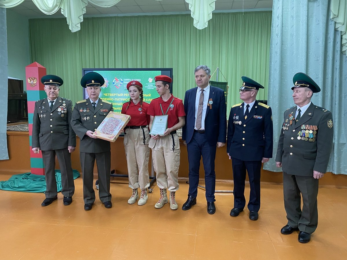 «Память в сердце, Память на века»: как прошёл военно-патриотический слёт в нижегородской школе №89