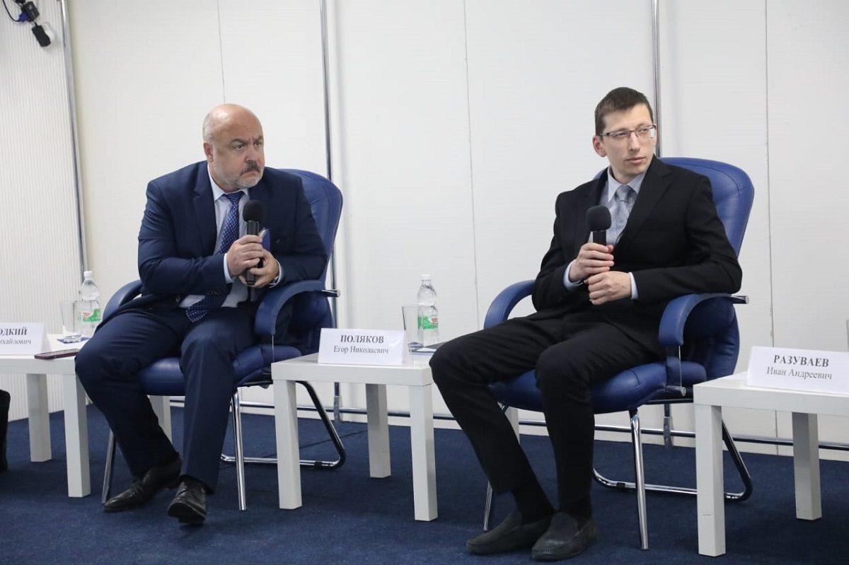 Егор Поляков: «Поитогам 2020 года расходы регионального бюджета настимулирование экономики составили 3 млрд рублей»
